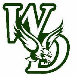 West Deptford High School logo