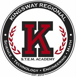 Kingsway Regional High School logo