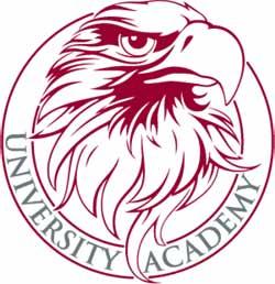 University Academy Charter School logo