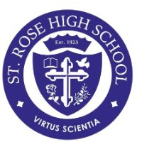 St. Rose High School logo