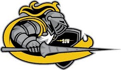 St. John Vianney High School logo
