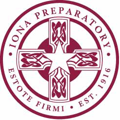 Iona Preparatory School logo