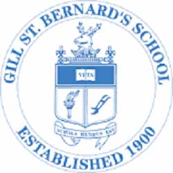 Gill St. Bernard's School logo