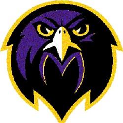 Monroe Township High School logo