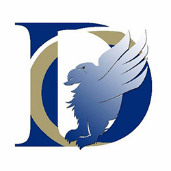 Donovan Catholic High School logo