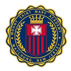 Mount St. Mary Academy logo
