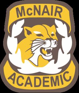 Dr. Ronald E. McNair Academic High School logo
