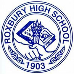 Roxbury High School logo