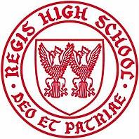 Regis High School logo