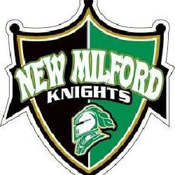 New Milford High School logo