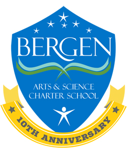 Bergen Arts and Science Charter High School logo