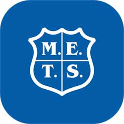 M.E.T.S. Charter School logo